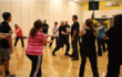 Krav Maga expert Eric Basek teaching high school teachers handgun and rifle disarms!