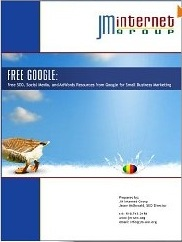 Small Business SEO Book on Google