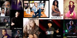 Featured Musicians On Kenalsworld