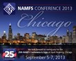 NAMFS's 25th Anniversary Annual Conference and Expo in Chicago,...