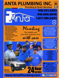 AnTa Plumbing Drain and Plumbing Services