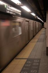 New York MTA Subway Accidents