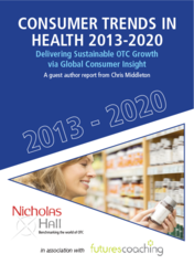 Consumer Trends in Health 2013-2020