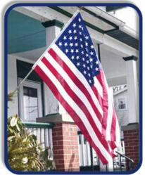 Request your 3'x5' Free American Flag from ArmstrongFlag.com