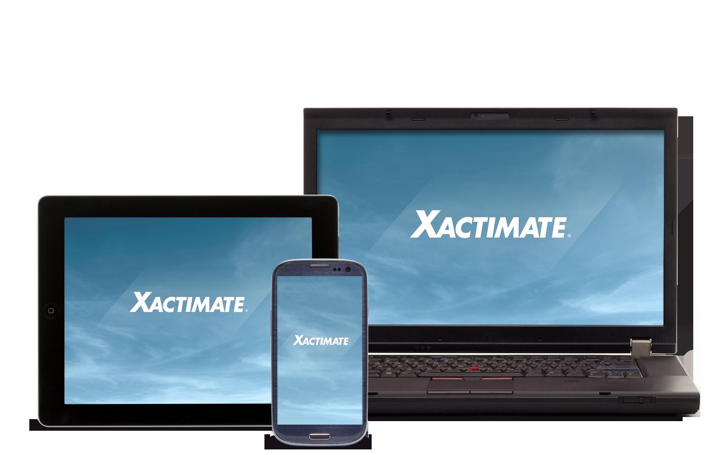 Xactware Unveils Revolutionary Multi-Platform Xactimate ... Laptop Repair Png