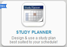 CPA Exam Study Planner