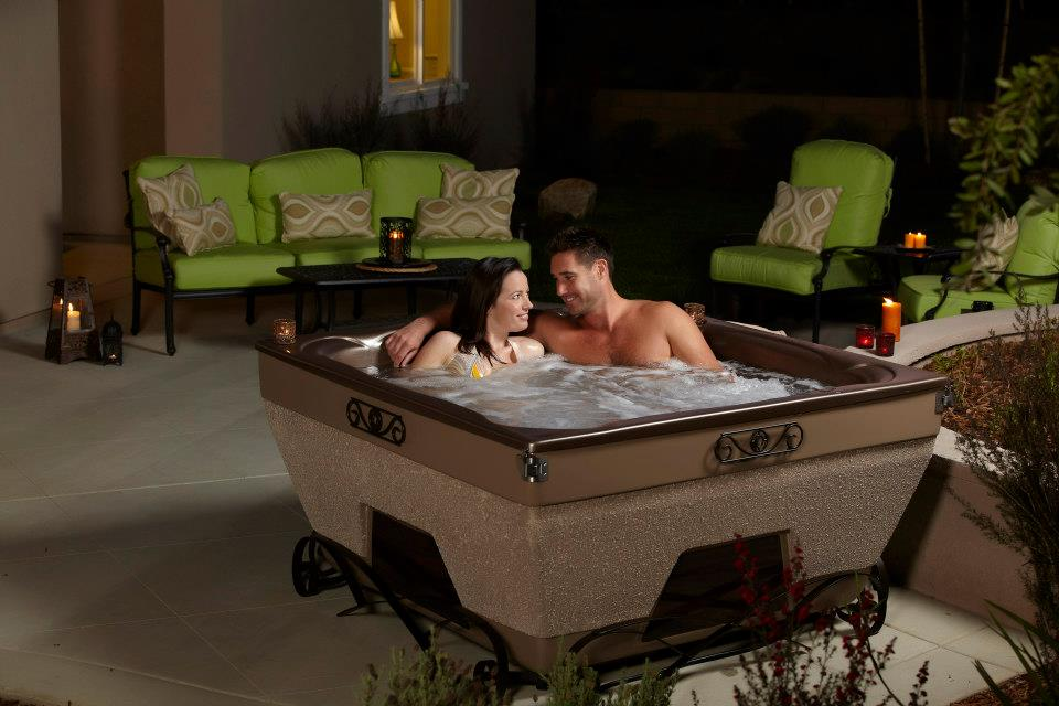 Dimension one spas 39 elemental among top 10 valentine 39 s gifts for Dimension one spas