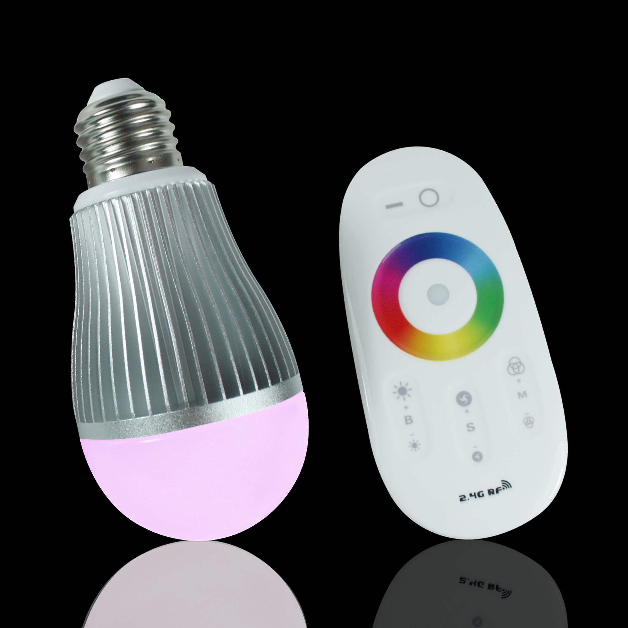 introduces wifi enabled led light bulbs and controllers. Black Bedroom Furniture Sets. Home Design Ideas