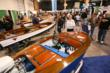 Antique and Classic Boat Society at Cottage & Lakefront Living Show