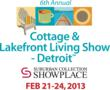 Here Comes The Sun: Cottage & Lakefront Living Show Opens...