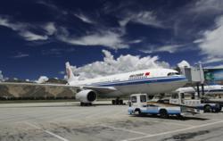 Fly to Lhasa, Lhasa Tibet development
