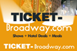 Ticket Broadway - Great Deals On Broadway Shows, Hotels & Packages