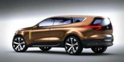 The Kia Cross GT concept hybrid