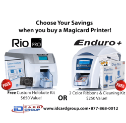 Choose Your Savings when You Buy A Magicard Printer at IDCardGroup.com
