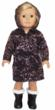 Doll Clothes Superstore Announces the Newest Arrival to its Winter Collection: A Chic and Stylish Winter Coat that Guarantees to Keep Your Little Girl's Doll Warm