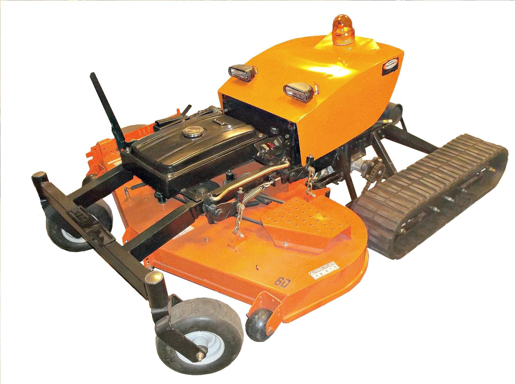 Summit Lawn Mower Company Introduces The World S First