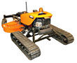 Rear end TRX-60 robo Mower