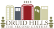2013 Druid Hills Tour of Homes and Gardens Logo