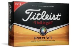 Titleist Prov1 2013