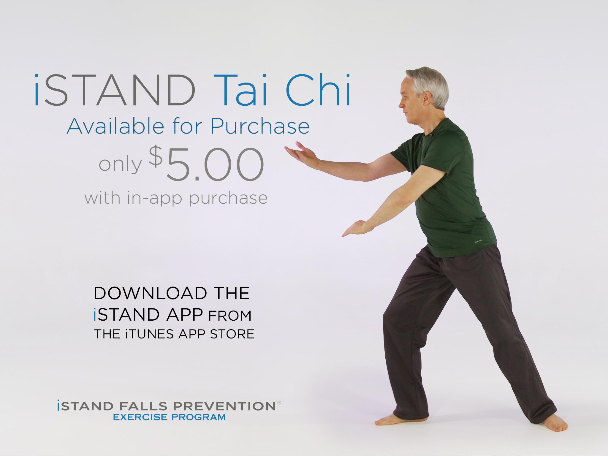 To Prevent Seniors From Falling HoliVision Launches iStand Falls ...