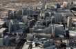 Images of 3D buildings provided by CyberCity 3D