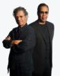 Jazz greats Chick Corea and Stanlely Clarke