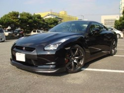 Nissan GTR Imported Car