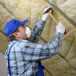 Improving A Home's Insulation and gaining 25C Tax Credits for residential energy efficiency home improvements