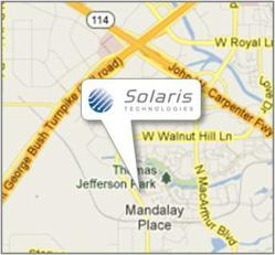 Solaris World Headquarters Map