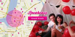 Members can use Speakeasy to find semi-private parties after being screened by hosts