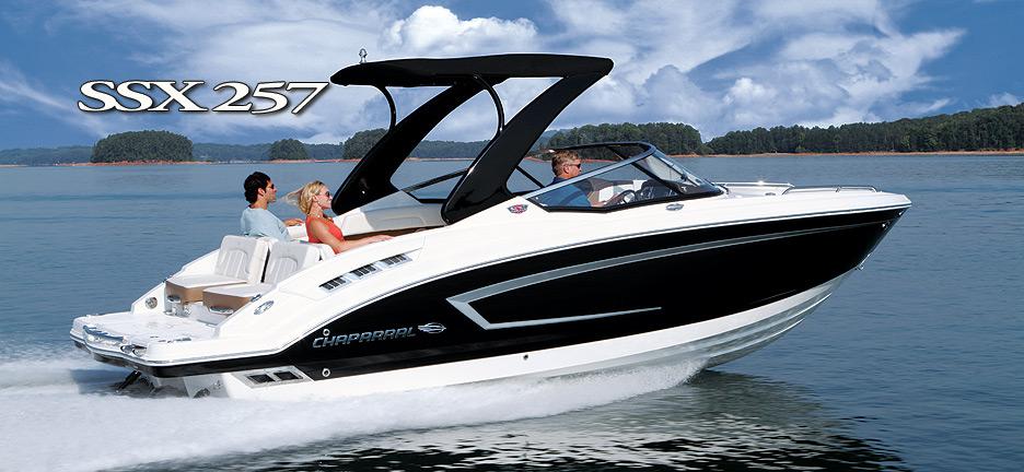 Chaparral Boats model #3