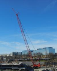 Manitowoc 888 Crawler Crane Rental