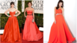 Look like the young and beautiful Zooey Daschanel and Jennifer Lawrence with this Jovani copycat dress