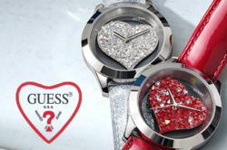 GUESS Watches Valentine's Day