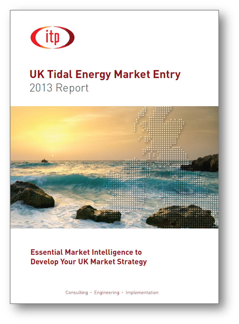 Tidal Energy New Report Outlines How To Successfully