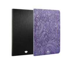 iSkin introduces the aura and vibes swirl edition folios for the iPad mini.