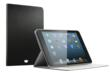 The aura folio for the iPad mini delivers sophisticated styling balanced with thoughtful functionality and effective protection for the iPad mini.