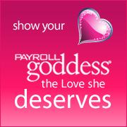 payroll goddess, valentine's day, paycheckcity