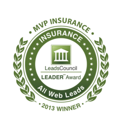 2013 Most Valuable Partner - Insurance - All Web Leads