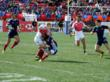 PTl Golf, Inc. Transforms Sam Boyd Stadium for Rugby Fans All across...