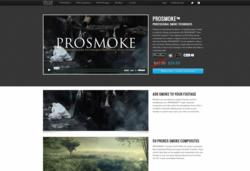 FCPX Smoke Composite Footage - Final Cut Pro X Smoke Effects - ProSmoke Plugin