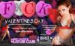San Francisco Pole Dance Club Hustler Club Holds an Anti-Valentine's Day Celebration Catering to Singles