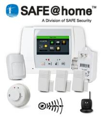DIY Home Security System | SAFE@home™