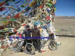 Tibet biking adventure, Tibet mountain biking, Tibet cycling