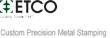 ETCO Incorporated Announces First Quarter Supplier Scorecard Averages