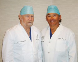 Dr. Richard Fleming and Dr. Toby Mayer