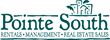 Pointe South Vacation Rentals Assumes the Management of 210 Long Term...