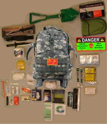 Alien Invasion Survival Kit