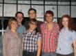 Members of Chicago Improv League's The Barnstormers include Shannon Noll, Mike Norris, Alex Young, Matthew Beard, Nathan Streifel  and Judith Schomp.