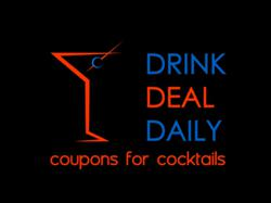 Drink Deal Daily logo - a daily deal site advertising platform specializing in restaurants and bars